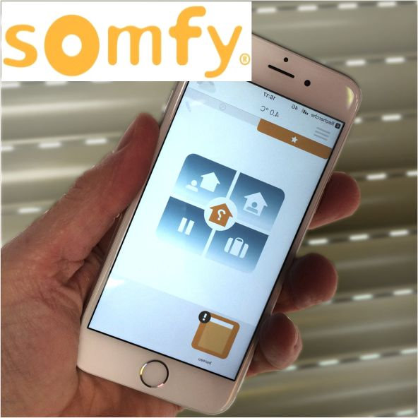 manoeuvres connectée somfy