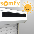 manoeuvres solaire somfy