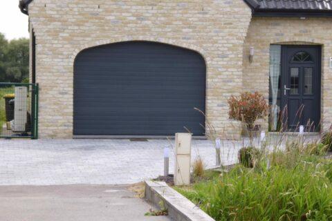 Porte de garage S100 Anthracite