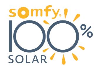 100 solar somfy