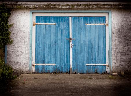 garage à rénover